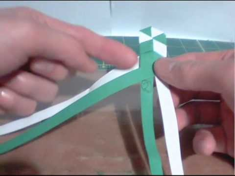 How To Make Braided Bookmark Part1