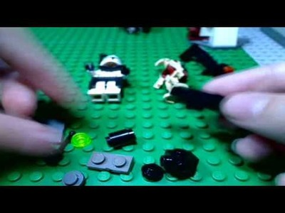 How to make lego Heavy troopers
