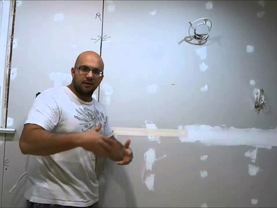 How To Tape Drywall Seams (Complete DIY Tutorial)