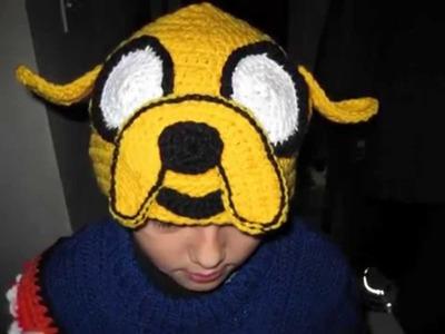 Jake and finn  crochet hats 2014