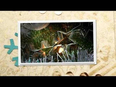 Make Origami Christmas Presents Using Folding Money!