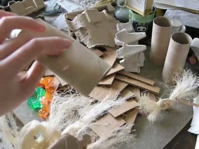 Making parrot toys