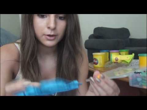 Making Things with Play-Doh. [[Tips && Ideas]].