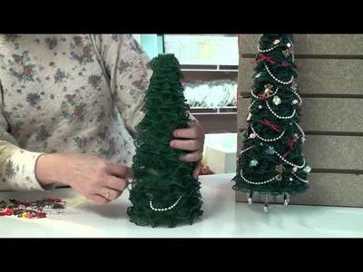 Project: Lace Christmas Tree