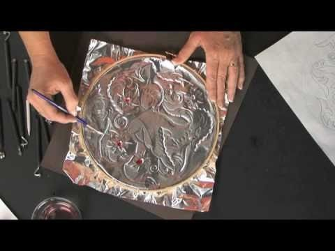 Quilted Foil - Lesson Plan