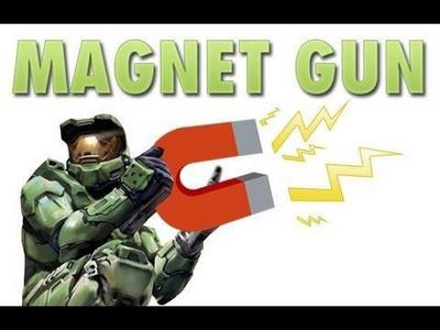 Scientific Tuesdays - Make a Magnet Gun
