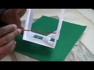 Scratch Building Scale Plastic Models part 1.