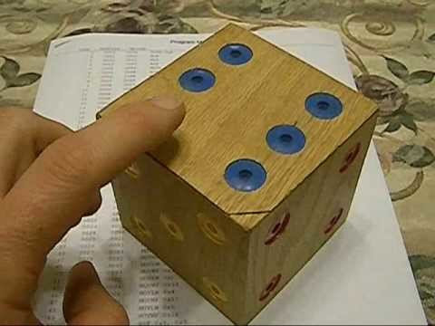 Secret dice box