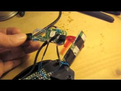 UberMouse: Hacking a Wireless NIC in to a USB Mouse