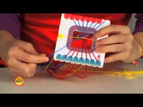 Alex Toys Friends 4 Ever Bracelet Making Kit SKU#725870 - HearthSong