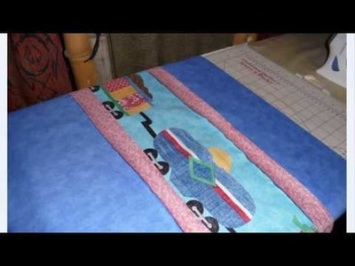 BARGELLO Quilt-Making Instructions - part 1