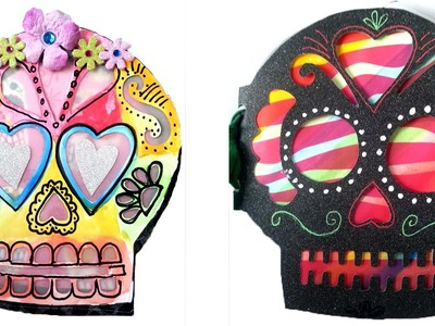 "Calavera ""Sugar Skull"" Books for Dia de los Muertos - Day of the Dead"