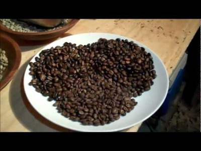 DIY - How to Home Roast Coffee.