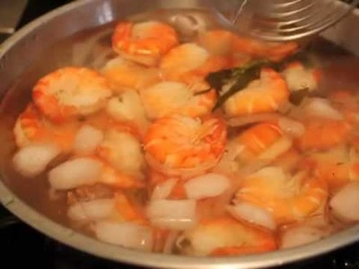 Food Wishes Recipes - How to Make Shrimp Cocktail - Classic Shrimp Cocktail Recipe