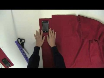 How to make a beautiful mobile phone case