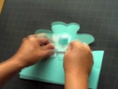 How to Make a Kirigami Libra Pop-up Card
