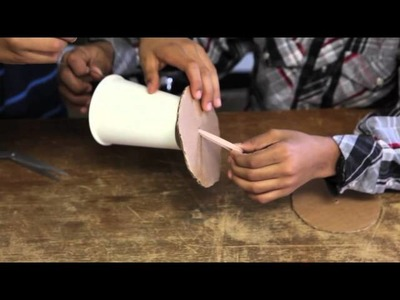 How To Make a Wind-Up Toy