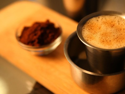 How To Make Filter Coffee By Preetha