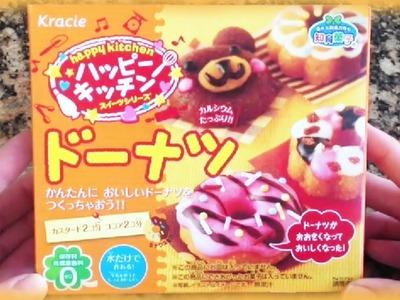 How to make MINI Donuts !
