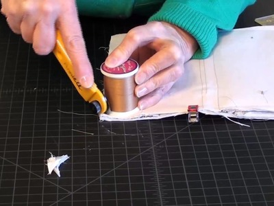Make a Folding Wallet: Final Wallet Assembly