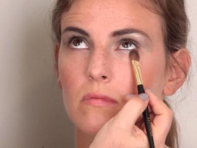 Rachel Goodwin's Tips For Silver Eye Makeup | The Zoe Report by Rachel Zoe