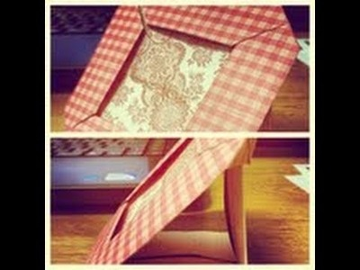 *Relaxing*-How To Make A Photo Frame Out Of Paper