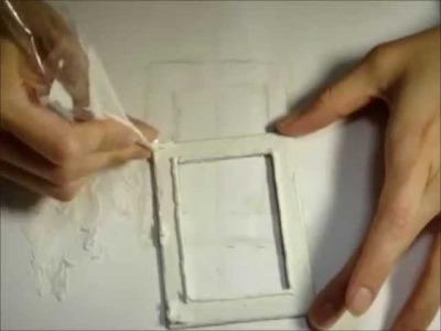 Shabby Chic Frame Tutorial for Scrap FX