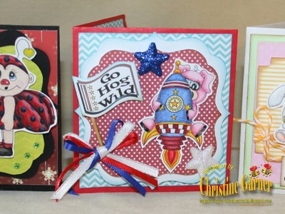 Tutorial On How To Make A Paper Bag Card
