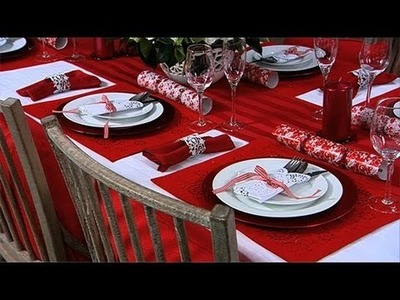 Better Homes and Gardens - How decorate your Christmas table