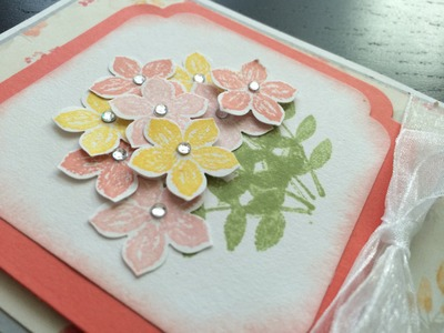 Card Making Share: Scraplifts from CardMaker Magazine - Spring 2014