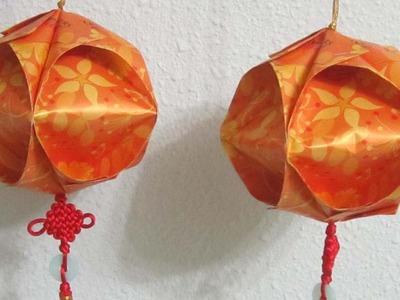 CNY TUTORIAL 1 - Chinese New Year Lantern