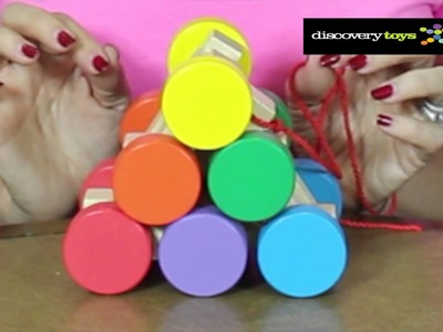 Discovery Toys - Color Wheels