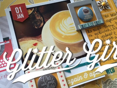 Glitter Girl (Mini) Adventure 114: Calling All Cards