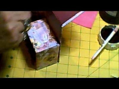 Handmade Trinket Box Tutorial, Final Part 3 - Jennings644