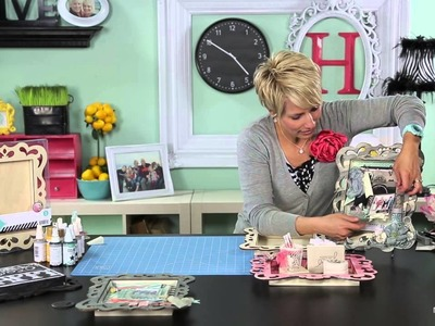 Heidi Swapp- Create to Remember:  Shadow Boxes