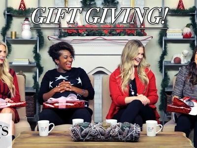 Holiday Gift Exchange! Presented by Style&co.