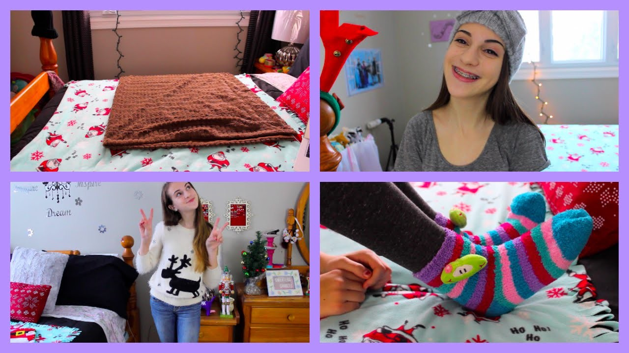 Holiday Inspiration ♡ Room Decor, Cute Outfit, & Essentials!
