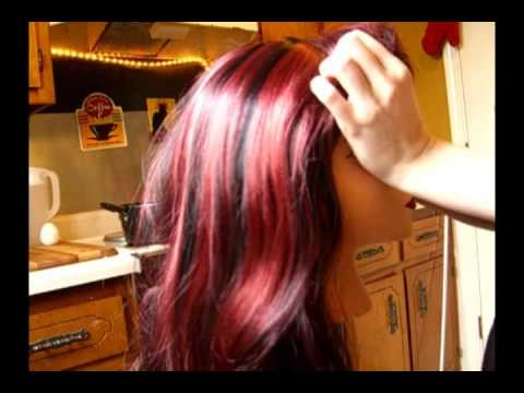 How to easily straighten a synthetic wig