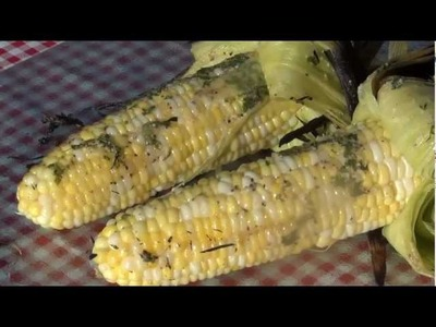 How To - Grill Corn on the Cob