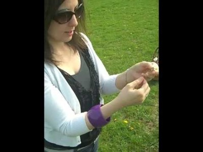 How to make a daisy chain (badly)