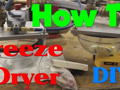 How to Make a Freeze Dryer
