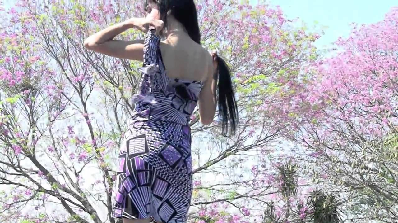 How to Make a One-Shoulder Bow Strap Dress