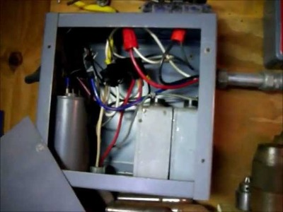 How to Make a Simple 3 Phase Converter