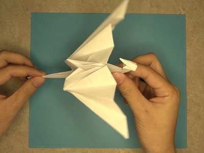 How to make Flappy Dragon: Mr.Origami, lesson 2