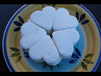 HOW TO MAKE : MARSHMALLOWS (HALAL GELATINE)