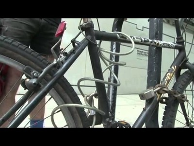 How to Properly Lock Your Bicycle With a Bike Lock (with Hal Ruzal from Bike Habitat NYC)