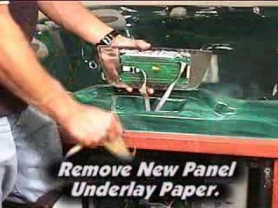How to Replace Sundance Spas Control Panel.wmv