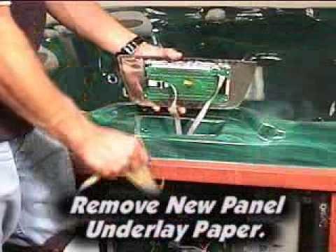 How to Replace Sundance Spas Control Panel.wmv