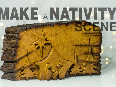 Make a Nativity Scene