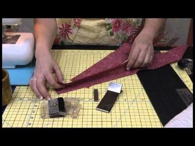 Martelli Zip Bind System & Stitch in the Ditch: Part 1